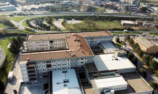 Punto di Primo Intervento all'Ospedale Landolfi di Solofra